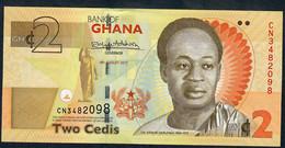 GHANA P37Ad 2 CEDIS 2017 #CN UNC. - Ghana
