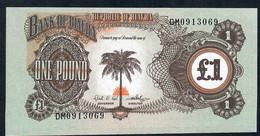 BIAFRA P5a 1 POUND 1969 UNC. - Billetes