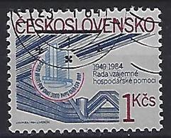 Czechoslovakia 1984  35th Ann. Of RGW (o) Mi.2749 - Czechoslovakia