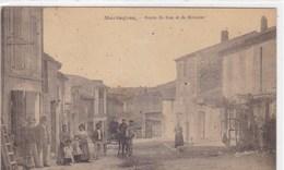 Hérault - Montagnac - Route De Riez Et De Moustier - Montagnac