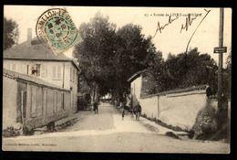 51 -  LIVRY SUR VESLE - Entrée De Livry Sur Vesle - Autres Communes
