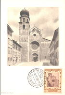 IONYL Plasmarine Marinol Serie Concile De TRENTE CP N° 1 - Publicité