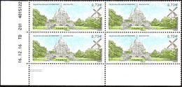 France Coin Daté N° 5124 ** (2tirets) Paris - Butte Montmartre -> Sacré Coeur, Moulin Du 16.12.16 - Coins Datés