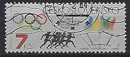 Czechoslovakia 1984  80th Ann. Of IOC (o) Mi.2750 - Czechoslovakia