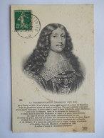 """CPA """"La Rochefoucault"""" - Personnages Historiques"""