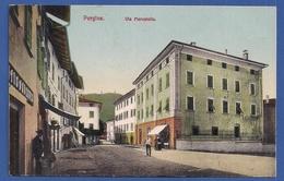 PERGINE TRENTO Via MERCATELLO VIAGGIATA PRIMO - Trento