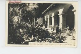 U.S.A. - CALIFORNIA - Santa Barbara - Sacred Garden, Cld Misson Of SANTA BARBARA - Santa Barbara