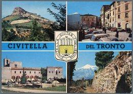 °°° Cartolina N. 86 Civitella Del Tronto  Vedute Nuova °°° - Teramo