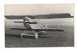 AVIATION SUISSE FOKKER AVION INTERNE GUERRE 1914 1918 CARTE PHOTO / FREE SHIPPING R - Zonder Classificatie