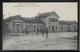 CPA 54 - Conflans-Jarny, La Gare - Façade Extérieure - Bassin Minier De Briey - Frankrijk