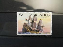 FRANCOBOLLI STAMPS BARBADOS 1994 MNH** NUOVI SHIPS NAVI DUTCH FLYUT 1695 - Barbados (1966-...)