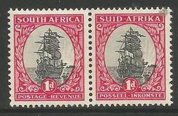 South Africa - 1953 Riebeeck's Ship 1d MNH **  SG 135 - South Africa (...-1961)