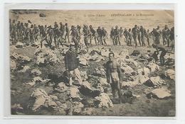Cpa Sénégalais Nus A La Baignade A La Cote D'azur St Raphael Du Régiment 29 - Nu Masculin < 1945