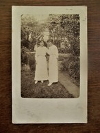 Oude FOTO _  Postkaart 1915 Vanuit  WATERMAEL Belgie Naar  Montignies - Sur - Sambre - Photographie