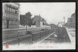 CPA 54 - Nancy, Quai Isabey - Nancy
