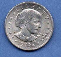 USA  - 1 Dollar 1979 P   -  Km # 207  -  état  TTB - Federal Issues