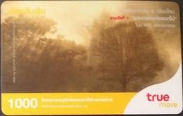 Mobilecard Thailand - True - Landschaft - Baum - Thaïland
