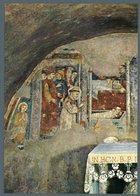 °°° Cartolina N.13 Santuario Francescano Del Presepio Greccio Nuova °°° - Rieti
