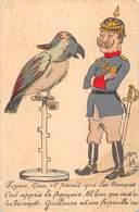 Anti-Kaiser- Kaiser Guillaue II Et Le Perroquet - Illustrateur O'Gène 1914 - Patriotiques