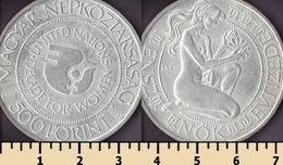 Hungary 500 Forint 1984 - Hungría