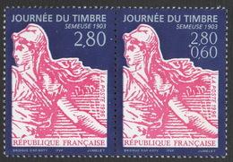 France Neufs Sans Charnière 1996  Journée Du Timbre Semeuse De 1903 YT 2990 2991 - Frankreich
