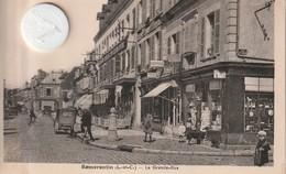 41 - Très Belle Carte Postale Ancienne De  ROMORANTIN   La Grande Rue - Romorantin