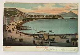 NAPOLI - RIVIERA DI CHIAIA VIAGGIATA FP - Napoli (Naples)