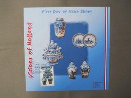 Pottery, Delfts Blauw, Delft Blue - Porzellan