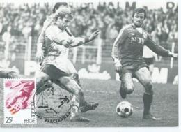 R.W.D. Molenbeek - J. Boskamp - D. Schabe - 1981 - Maximaphiles A.S.B.L - Molenbeek-St-Jean - St-Jans-Molenbeek