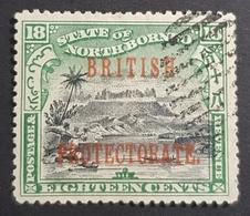 1901-1902 Local Motifs, British North Borneo, Great Britain Colonies, *,**, Or Used - Nordborneo (...-1963)