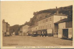 RETOURNAC Hôtel Chambefort Et Route D'Yssingeaux - Retournac