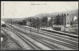 CPA 57 - Audun-le-Tiche, La Gare - Other Municipalities