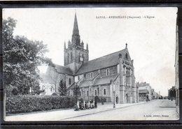 53 - LAVAL - Avesnières - L'église - Laval