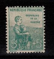 Orphelin YV 149 N* Cote 25 Euros - Francia