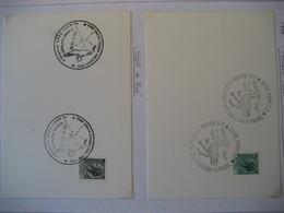 Italien- Belege Mit Vögel Im Sonderstempel - 6. 1946-.. Republic