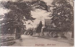Weybridge Heath Road 1916 - Surrey