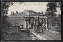 CPA 59 - Lille, Porte De Tournai - EC - Lille