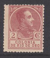Rio De Oro Sueltos 1919 Edifil 105 * Mh - Rio De Oro