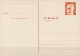 Germany Mint Postal Stationary Card 40 Pf - Postcards - Mint