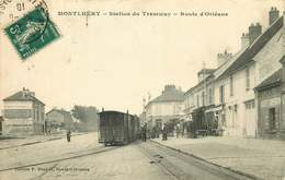 ESSONNE  MONTLHERY   Station Du Tramway - Montlhery