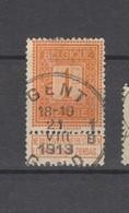 COB 108 Oblitération Centrale GENT 1B - 1912 Pellens