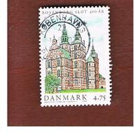DANIMARCA (DENMARK)  -   SG 1458  -  2006 ROSENBORG CASTLE   -   USED ° - Usati