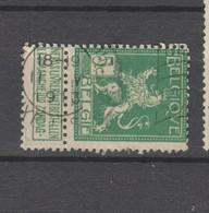 COB 110 Oblitération Centrale BRUXELLES - 1912 Pellens