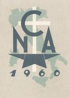 CENTRO PROVINCIALE ARTIGIANATO _ TRAPANI  /  TESSERA DI ASSOCIAZIONE ALLA CONFEDERAZIONE _ 1960 - Documenti Storici