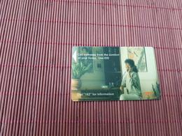 Phonecard Singapore  4SIDA Used - Singapore