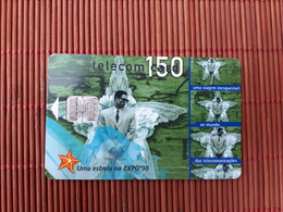 Phonecard Portugal 150 Units Expo 98 Used - Portugal