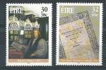Irlande 2001 N°1329/1330 Neufs ** Bibliothèque, Imprimerie, Livre - Neufs