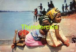 CPSM  L'AFRIQUE EN COULEURS AFRICA IN PICTURES - Cartes Postales