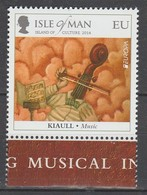 Man Europa 2014 N° 1938 ** Instruments De Musique - Europa-CEPT