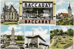 ~  JP  ~   54   ~  BACCARAT    ~    Multivues     ~ - Baccarat